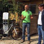 Inaugurato a Guarene un esempio di restauro ecosostenibile