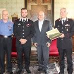 Alba: incontro tra Marello, Magliocchetti e il neo capitano albese Conte
