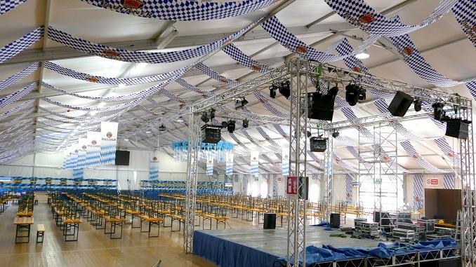 Tutto pronto per il primo Oktoberfest Cuneo dal 28 settembre al 9 ottobre