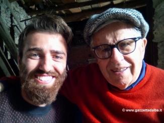 """L'attore albese Paolo Tibaldi nella """"Questione privata"""" dei fratelli Taviani"""