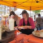 I piatti della tradizione arrivano al mercato della terra grazie a Slow Food
