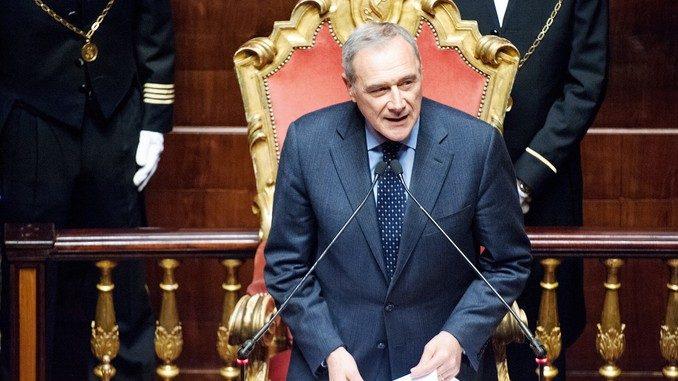 Il presidente del Senato Pietro Grasso inaugurerà la Fiera del tartufo