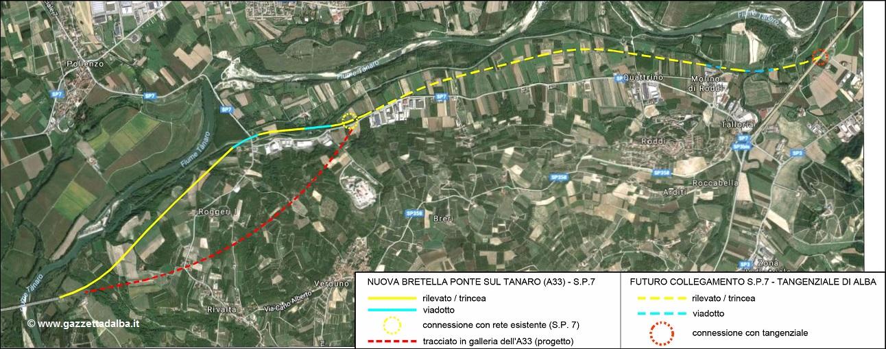 """Asti-Cuneo: """"Basta aspettare"""". Biraghi presenta un progetto da 700 milioni in meno"""