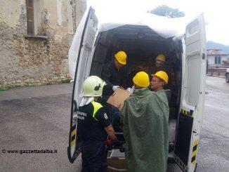Recuperato da Proteggere Insieme l'archivio di Accumoli. Prosegue la raccolta fondi per la parrocchiale 3