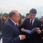 Il segretario Pd Matteo Renzi è atteso questa sera a Serralunga
