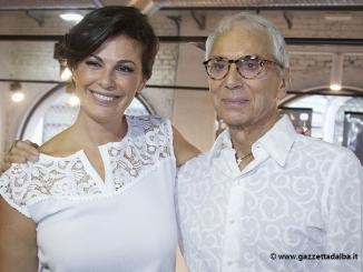 Vanessa Incontrada stilista per la nuova collezione Elena Mirò