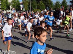 Corri sotto le torri: la fotogallery 1