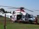 Collaudo per due aree di atterraggio dell'elisoccorso