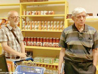 Emporio solidale, un negozio per chi non ce la fa