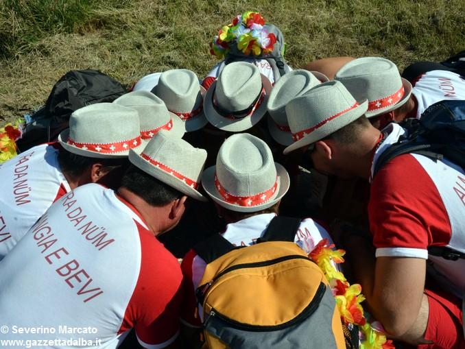 Le più belle immagini della Mangialonga 2016 15