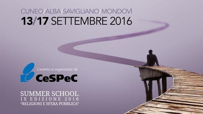 La Summer school del Cespec anche ad Alba