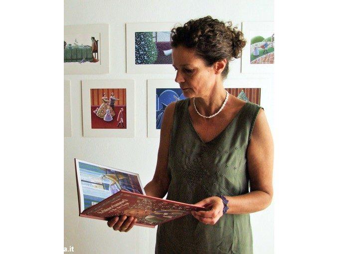 Le Narrazioni di Maria Battaglia in mostra al Fondaco di Bra