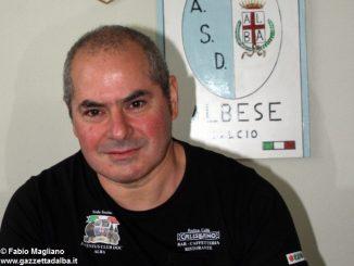 Gennaro Castronuovo è il nuovo (ambizioso) presidente dell'Albese 1