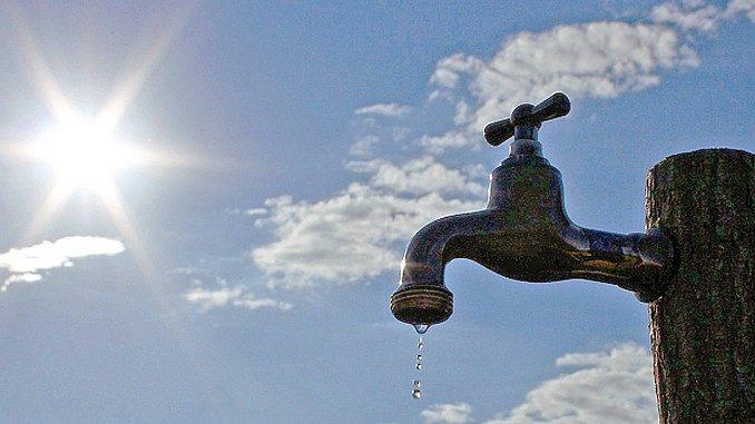 Siccità: Calso invita a non sprecare l'acqua