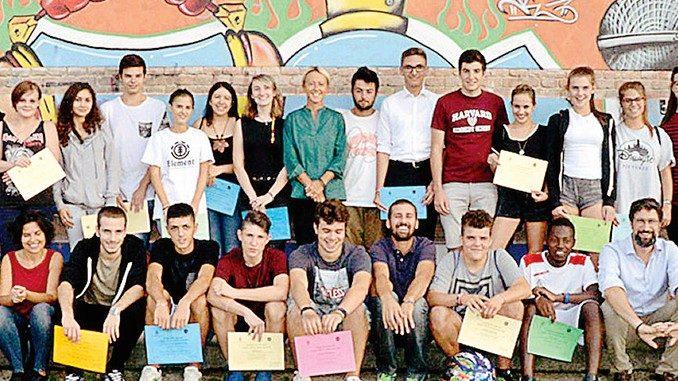 Un'estate al lavoro per ottantacinque ragazzi