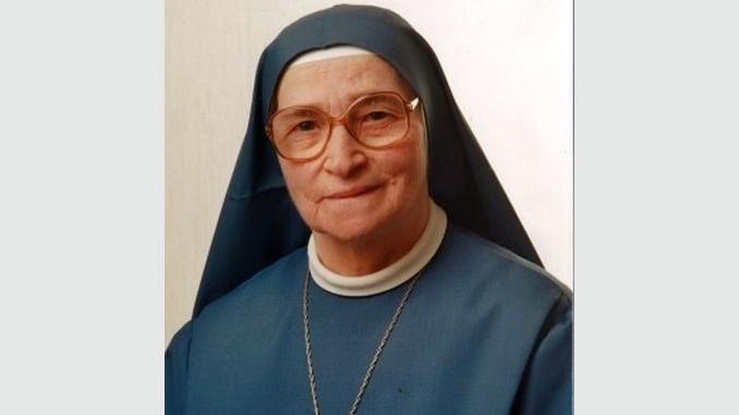 A 102 anni si è spenta a Sanfrè la Pia Discepola suor Maria Speranza
