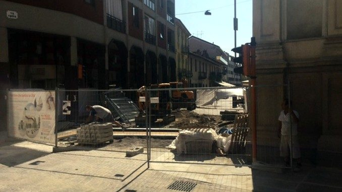 Bra: senso unico in via Cavour e via Audisio
