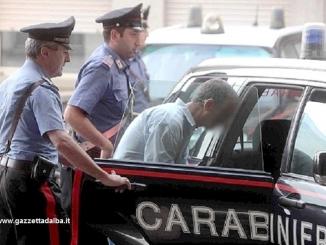 Arrestato disoccupato italiano. In casa 3