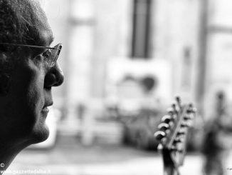 Enrico Merlin in chitarra sola