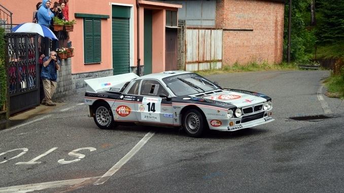 Centoventisei iscritti, record di equipaggi al Rally del Piemonte di Dogliani