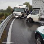 Senza autostrada: nella zona di Alba registrati 251 feriti