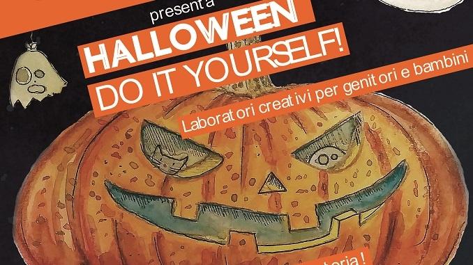 Venerdì 28 ottobre laboratorio gratuito del Cpia per Halloween