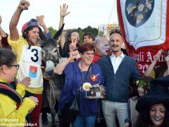 Patin e tesor vince il Palio numero nove, ma Moretta protesta 4