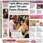 La copertina di Gazzetta d'Alba in edicola martedì 18 ottobre