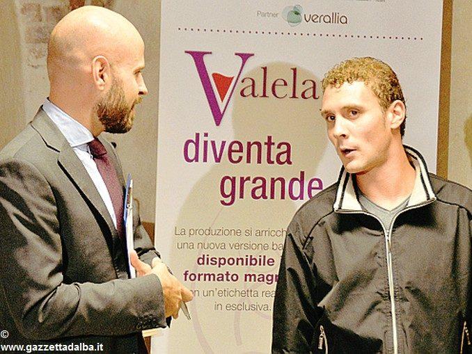 Valelapena diventa grande: presentato il vino in barrique 1