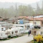 Blitz al campo nomadi Pinot Gallizio, numerose le irregolarità riscontrate