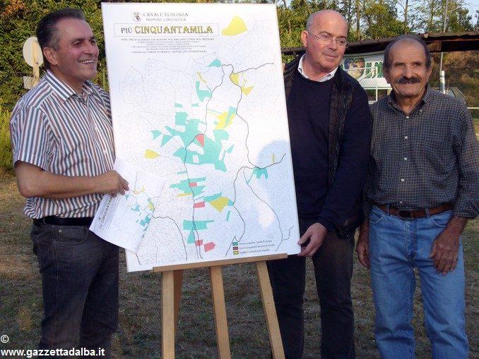 Nuovo progetto di Canale ecologia: Più 50mila metri per il parco 2