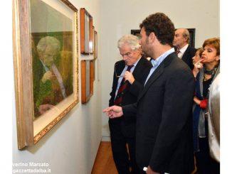 Inaugurata la mostra FuTurBalla in fondazione Ferrero 6