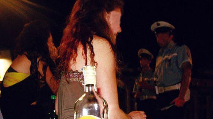 Molti giovani a rischio per abuso di alcol 1