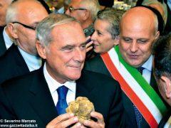 Pietro Grasso inaugura la Fiera del tartufo 2016 4