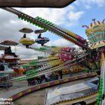 Arriva il Luna park in piazza Sarti e piazza Medford da lunedì 25 settembre