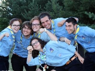 Gli scout si preparano a festeggiare il primo centenario