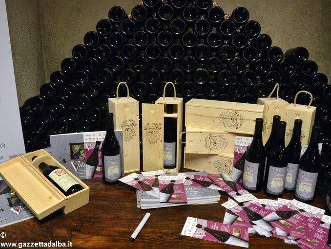 Valelapena diventa grande: presentato il vino in barrique