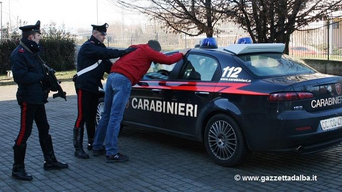 Arrestati tre pregiudicati tra Alba e Sommariva del Bosco