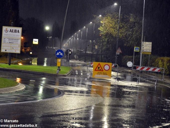 ULTIM'ORA: Chiuso il ponte Albertino, rimane aperto il ponte della Tangenziale 3