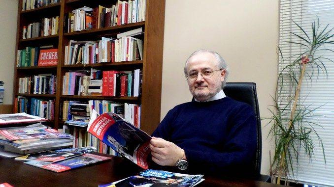 Don Antonio Rizzolo, ex direttore di Gazzetta, è il nuovo direttore di Famiglia Cristiana