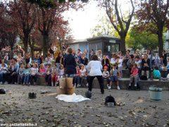 Bambini a lezione di teatro in italiano e in inglese alla Moretta 3