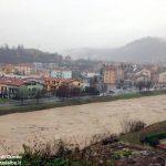 Due mesi dopo l'alluvione del Tanaro il ministro Costa fa il punto della situazione