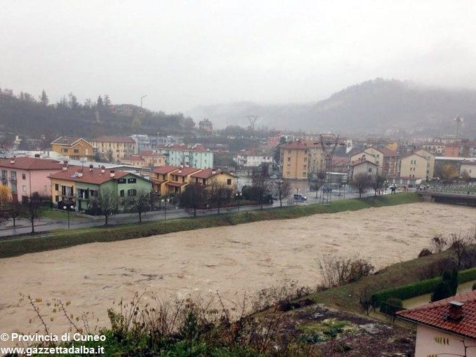 Consiglio provinciale d'urgenza per valutare i danni dell'alluvione