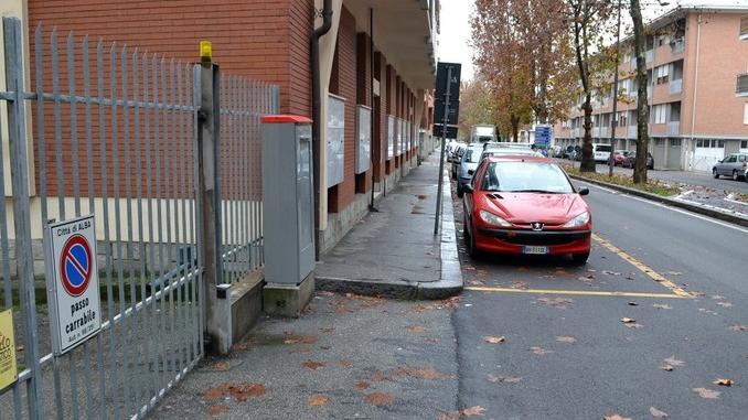 Alba: via Romita e via Scaglione avranno marciapiedi nuovi