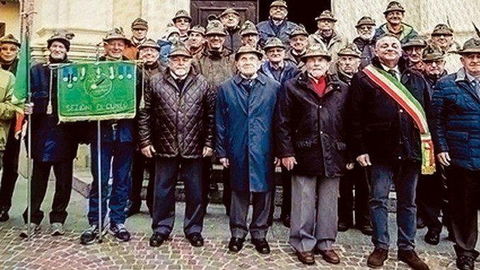 Giovanni Allutto è tornato a casa per festeggiare i 100 anni