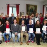Priocca: premiati i donatori Avis nel corso della festa del 23 ottobre