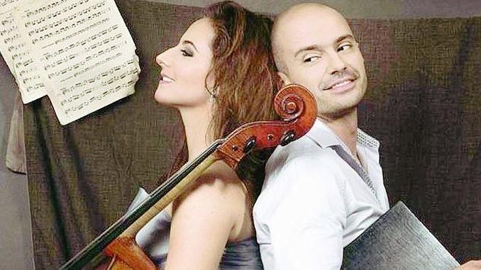 Classica fa il giro del mondo con violoncello e pianoforte
