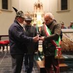 Consegnata a Marello la piastrina di Luigi Airale, alpino disperso in Russia