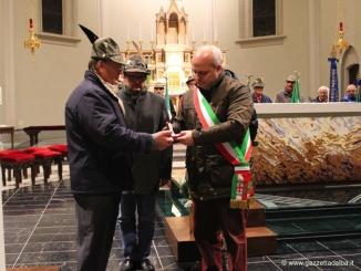 Alba: consegnata a Marello la piastrina dell'alpino albese disperso in Russia, Luigi Airale