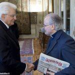 I settimanali cattolici nella casa degli italiani ricevuti dal presidente Mattarella